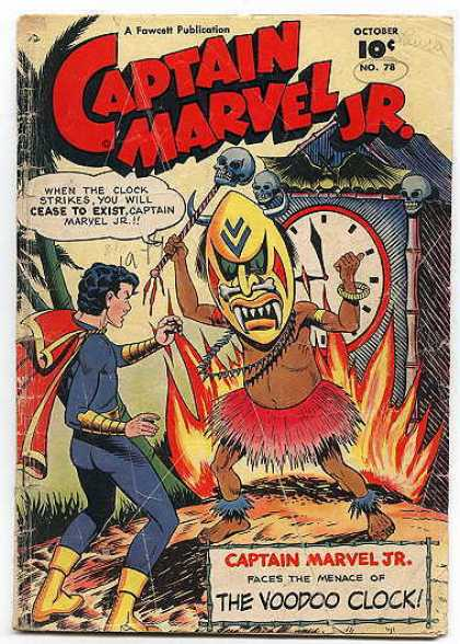 Captain Marvel Jr. 78