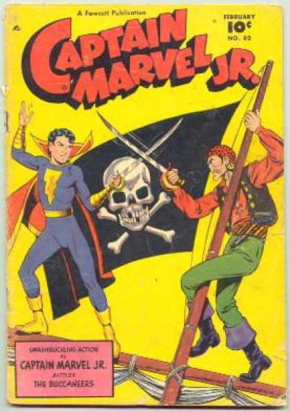 Captain Marvel Jr. 82