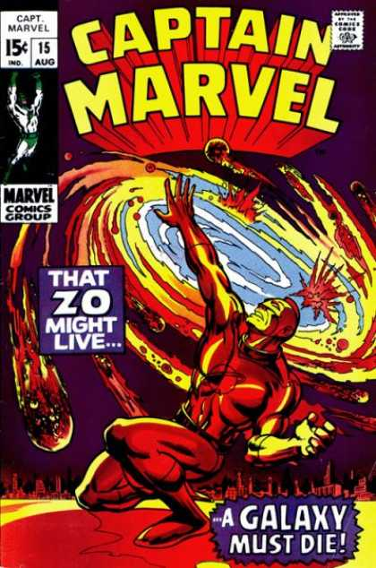 Captain Marvel 15 - Neal Adams