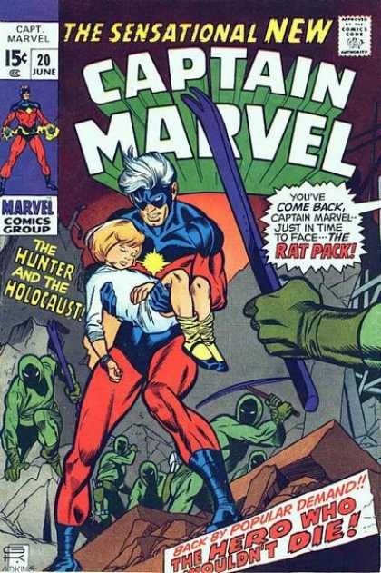 Captain Marvel 20