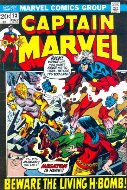 Captain Marvel 23
