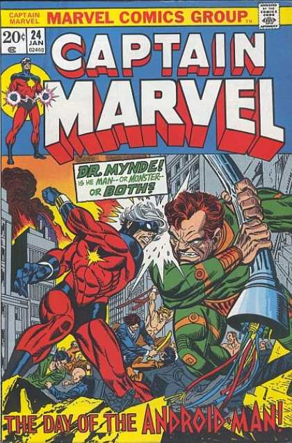 Captain Marvel 24