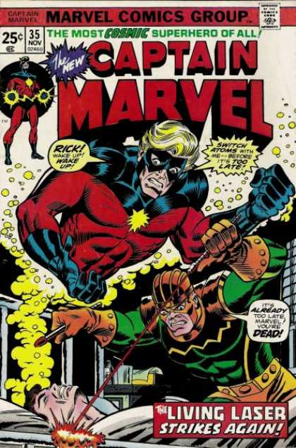 Captain Marvel 35