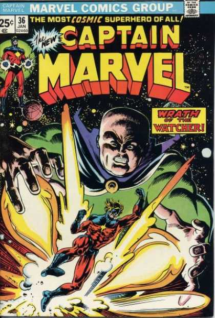 Captain Marvel 36