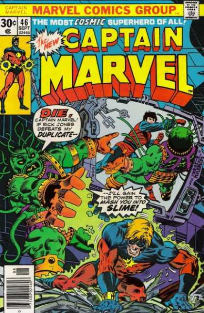 Captain Marvel 46