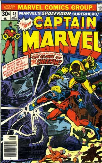Captain Marvel 48