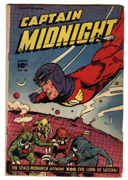 Captain Midnight 66
