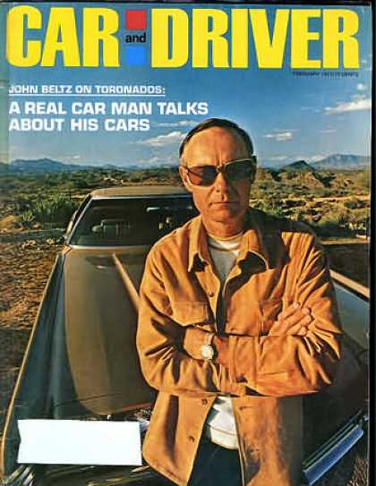 Car and Driver - February 1971