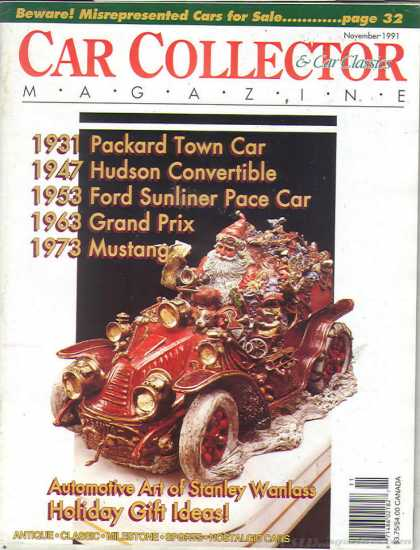 Car Collector - November 1991