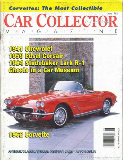 Car Collector - June 1992