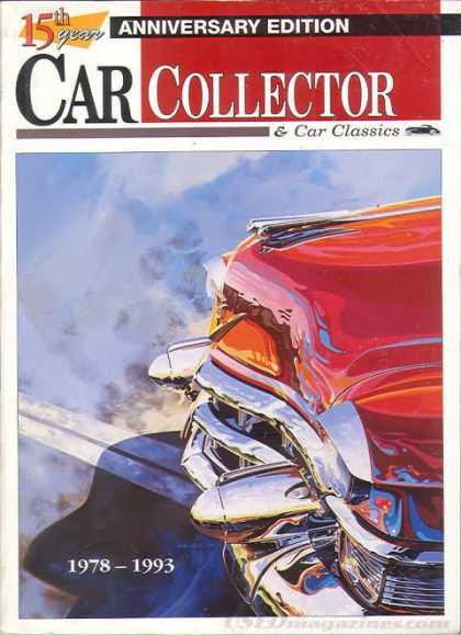 Car Collector - January 1993