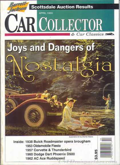 Car Collector - April 1993