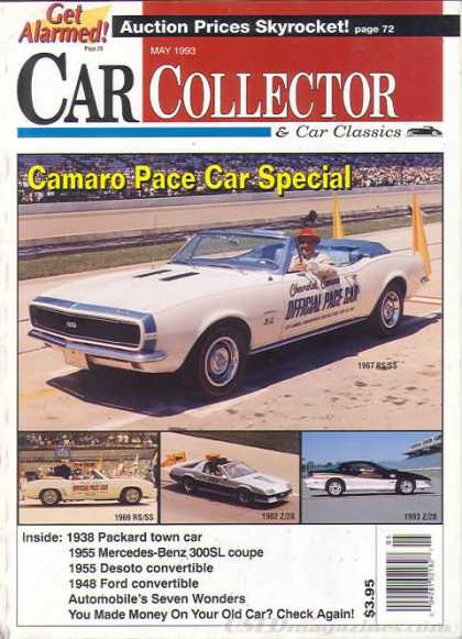 Car Collector - May 1993