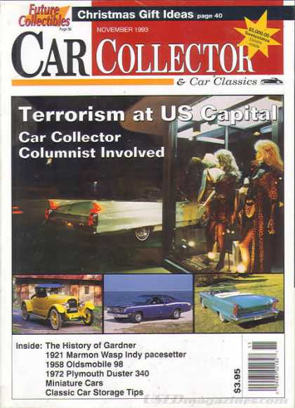 Car Collector - November 1993