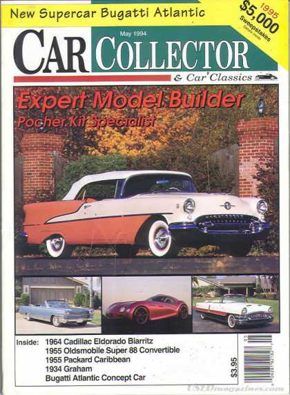 Car Collector - May 1994