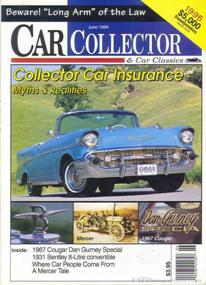 Car Collector - June 1994