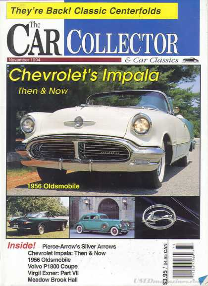 Car Collector - November 1994