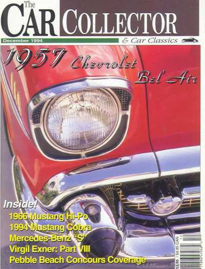 Car Collector - December 1994