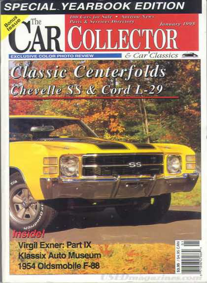 Car Collector - January 1995