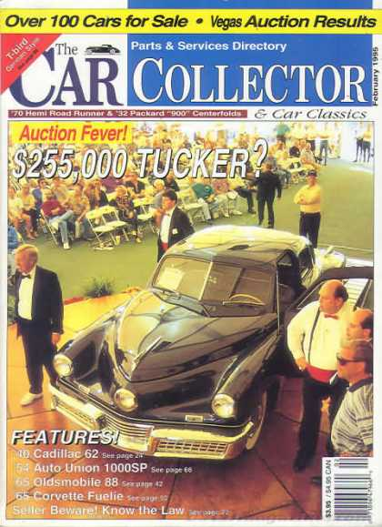 Car Collector - February 1995