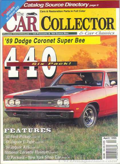 Car Collector - April 1995