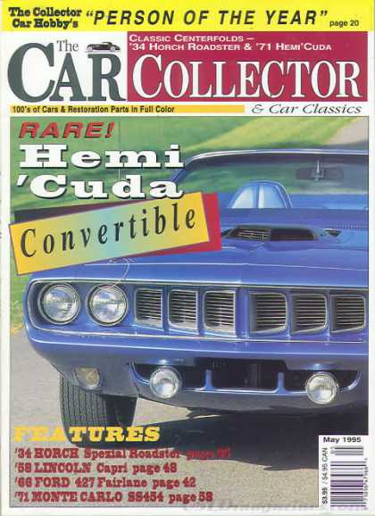 Car Collector - May 1995