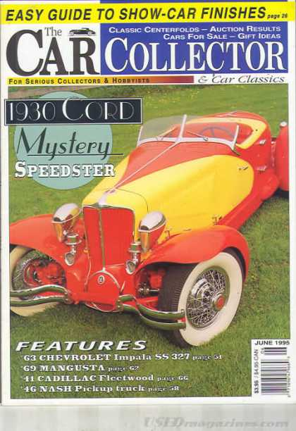 Car Collector - June 1995