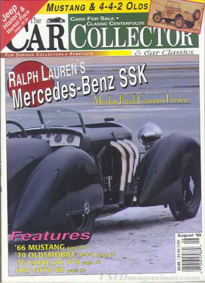 Car Collector - August 1995