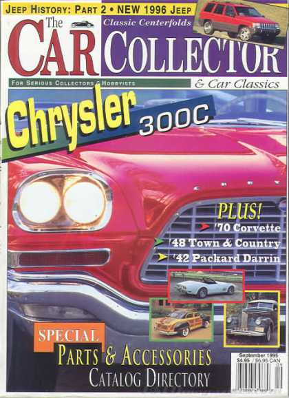Car Collector - September 1995