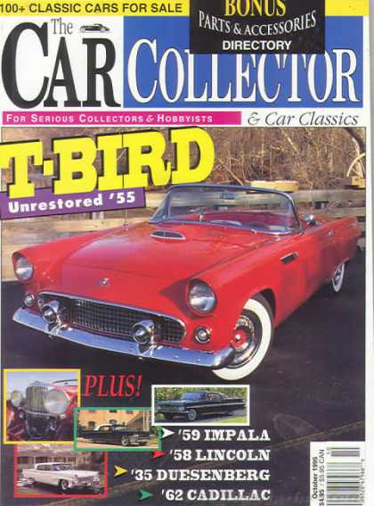 Car Collector - October 1995