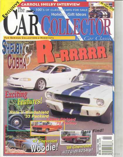 Car Collector - November 1995