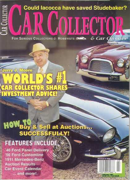 Car Collector - February 1997