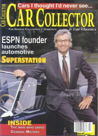 Car Collector - March 1997