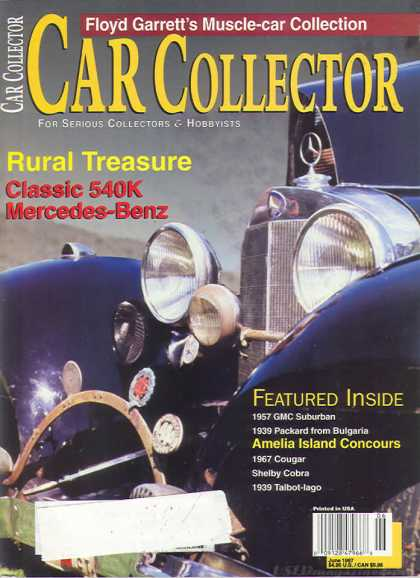 Car Collector - June 1997