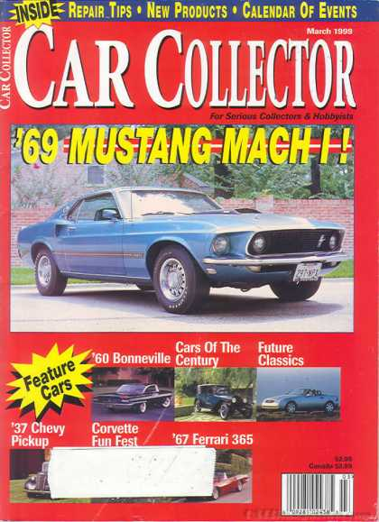 Car Collector - March 1999