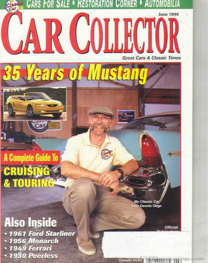 Car Collector - June 1999