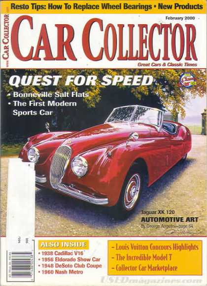 Car Collector - February 2000