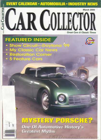 Car Collector - March 2000