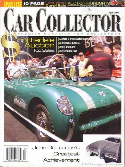 Car Collector - April 2006