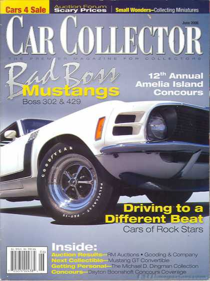 Car Collector - June 2006