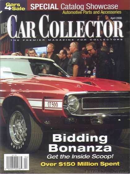 Car Collector - April 2008