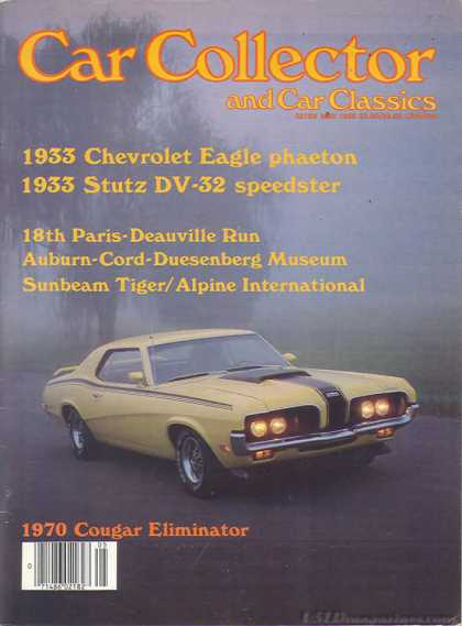Car Collector - May 1985