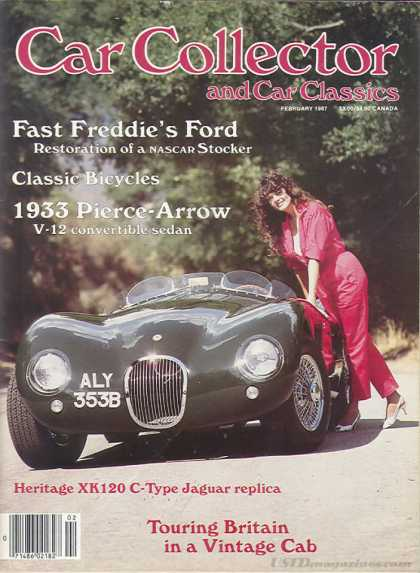 Car Collector - February 1987
