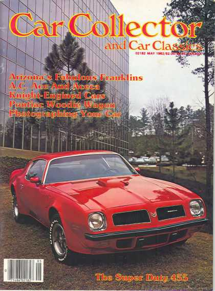 Car Collector - May 1982