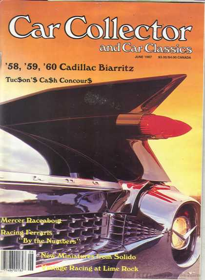 Car Collector - June 1987