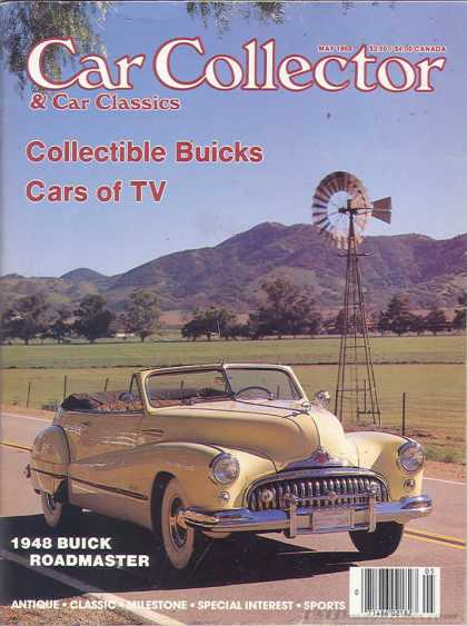 Car Collector - May 1988