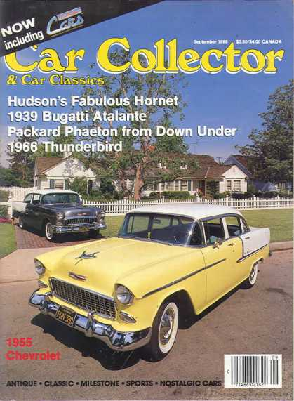 Car Collector - September 1988
