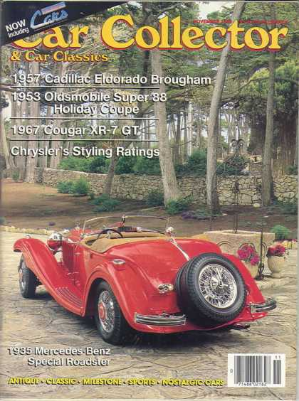 Car Collector - November 1988