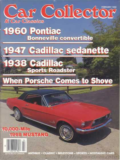 Car Collector - February 1990