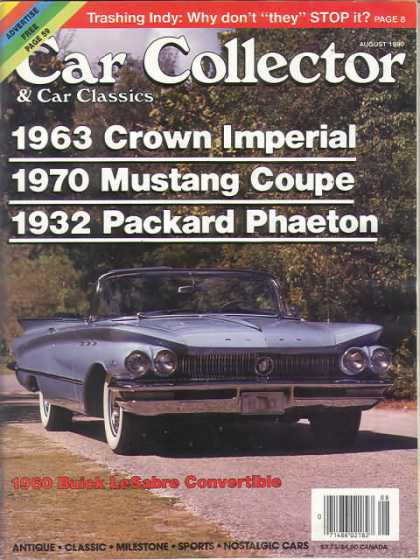 Car Collector - August 1990
